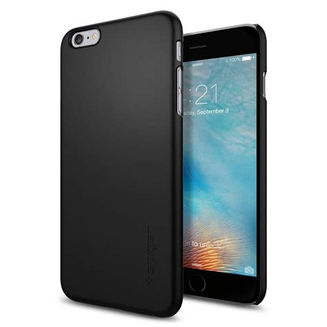 spigen 174 thin fit sgp11638 iphone 6 plus 6s plus black spaceboy