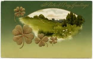 free vintage image st s day postcard design shop