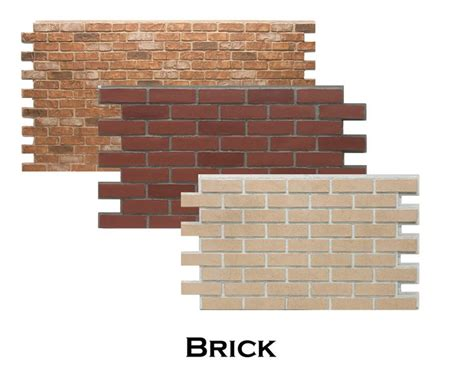 Brick Look Paneling Interior by 17 Best Images About Bathroom Design On Brick