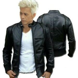 Sweater Switer Distro Motifix Cowok Pria Laki Laki jaket kulit pria model terbaru quot ariel sk 24 list hitam quot