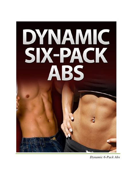 dynamic  pack abspdf
