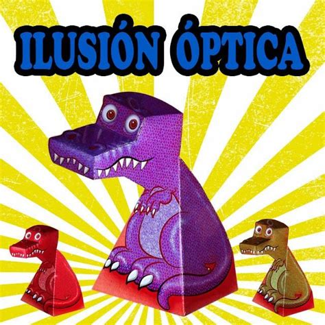 ilusiones opticas experimentos caseros incre 237 ble ilusi 243 n 243 ptica proyectos caseros pinterest