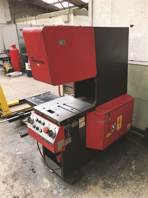 amada sp  ii set press  sale machinery locatorcom