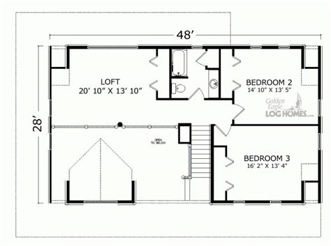 aspen homes floor plans golden eagle log and timber homes floor plan details