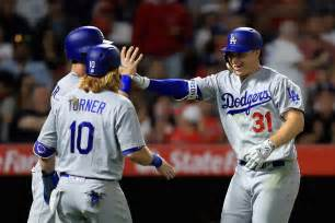 dodgers la proving the road to the world series runs