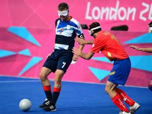 paralympics blind football the ouch 13 questions paralympian david
