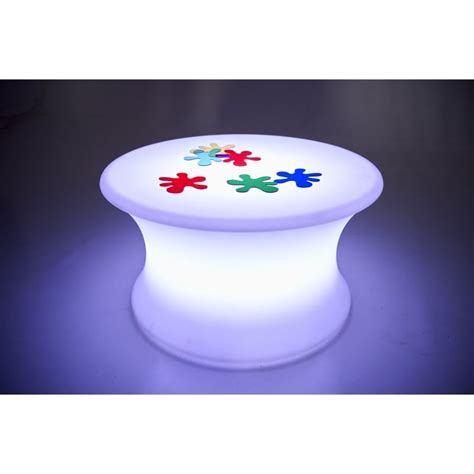 color changing light table sensory colour changing light table