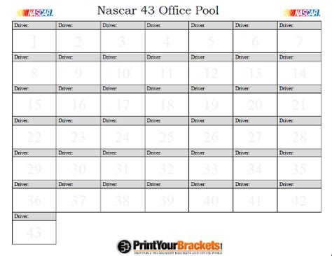 Office Pools by 7 Best Images Of Pool Hat Printable Bowl Squares