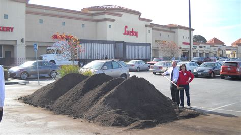 Daly City Food Pantry by Compost Giveaway At Daly City Lucky Store Community