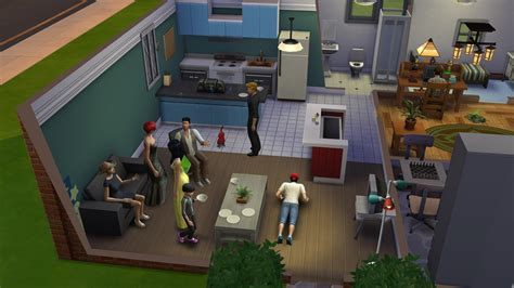 Mobile Island Kitchen by New The Sims 4 Screen Sims Community