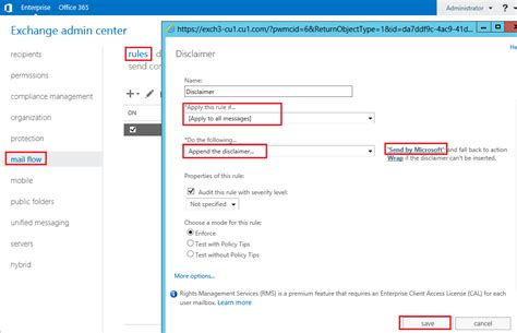 exchange email templates email template in outlook web app
