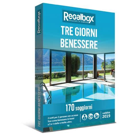regalbox soggiorno di charme tre giorni benessere regalbox trinacria tour