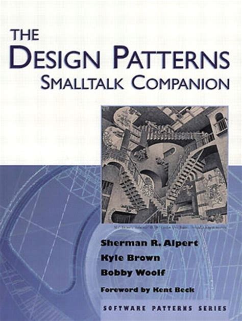design pattern gang of four amazon design patterns smalltalk companion the informit