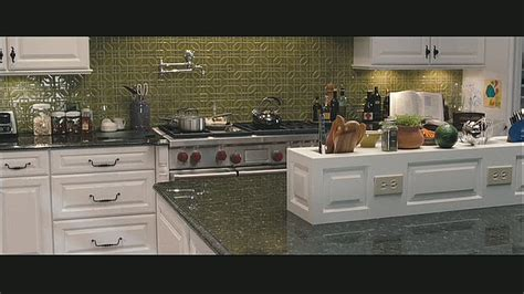 how to put up backsplash in kitchen change up kitchen backsplash hooked on houses