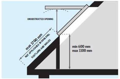 Escape Windows   Costs, Requirements & Sizes   Sterlingbuild