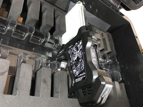 Kamen Rider Ex Aid Dx Gekitotsu Robots Gashat 0479862 kamen rider ex aid dx rider gashat and proto gekitotsu robots gashat review