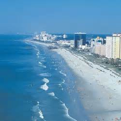 Famous photo of Oceanfront Hotels on The Myrtle Beach South Carolina