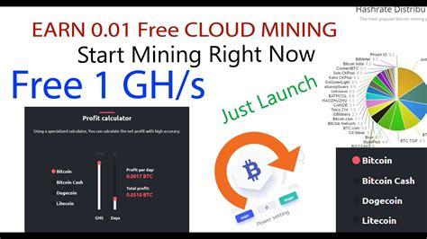 Bitcoin Cloud Miner Earn Btc by Earn Free 0 01 Btc Broonie Free Cloud Mining Earn