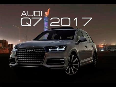 Build Audi Q7 by Audi Q7 2017 Build Price Review