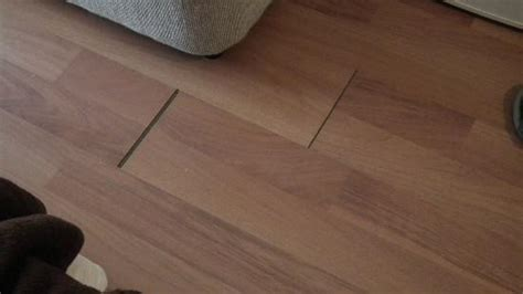 laminate flooring laminate flooring raised areas