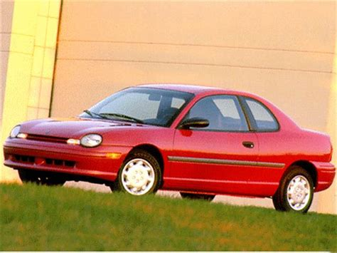 blue book used cars values 1997 dodge neon security system 1997 dodge neon coupe 2d used car prices kelley blue book
