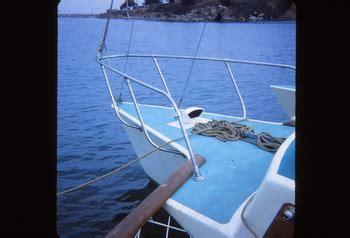 trimaran disadvantages do proas have more or less sailing disadvantages than