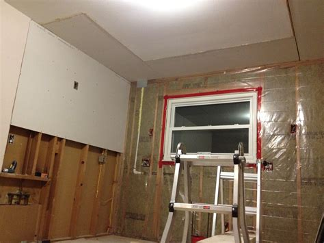 vapor barrier ceiling our ikea kitchen vapor barrier ceiling drywall and more