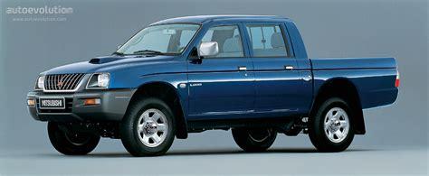 mitsubishi strada 1995 mitsubishi l200 double cab specs 1995 1996 1997 1998