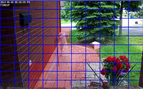 motion detection tuning your foscam motion detection