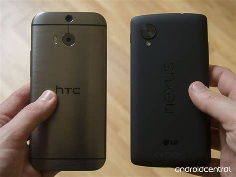 htc one m8 android htc one m8 versus nexus 5 android central