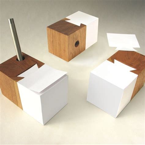 Office Desk Accessories by Schleeh Design Dovetail Pad Desk