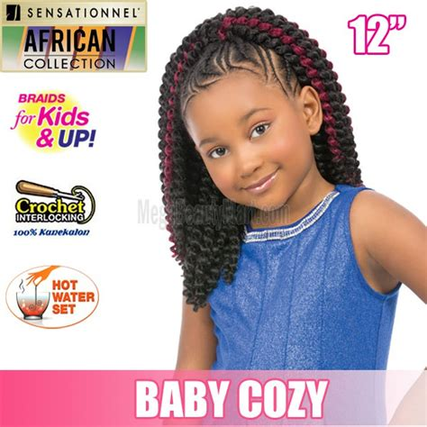 crowshay an singleleagles braid sensationnel african collection crochet braids for kids