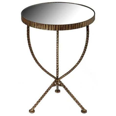 small round metal accent table 1000 images about side tables on pinterest metal accent