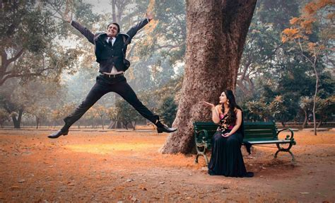 7 Gardens to choose from for your Pre Wedding Photoshoot