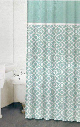 shower curtains aqua aqua lattice shower curtain shower curtains pinterest