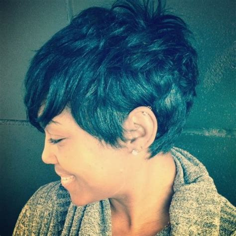easy to maintain short black hairstyles 67 best stacked bob haircuts images on pinterest