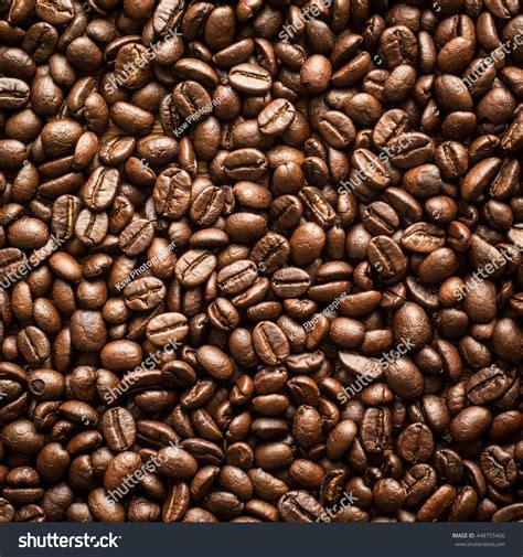Tumbler Coffee Bean coffee mug coffee beans stock photo 448755400