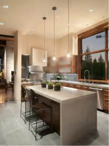houzz kitchens with islands waterfall kitchen island houzz