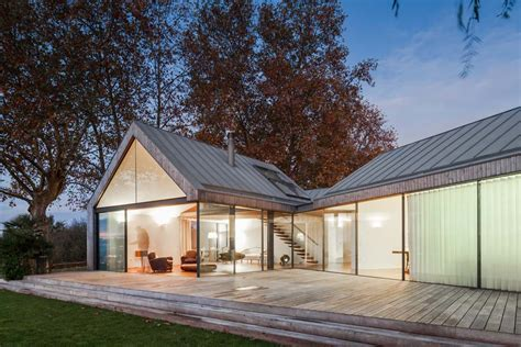 """House with four houses"", Portugal / PROD Arquitectura"