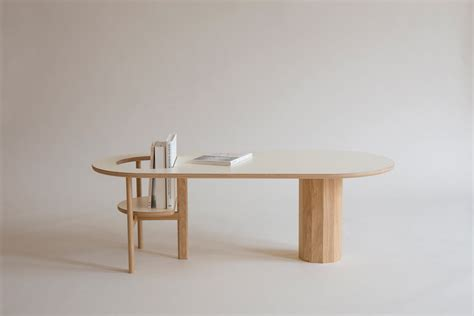 design milk table coffee table that holds your books or your baby design milk