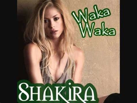 waka waka remix shakira waka waka mr vee remix youtube