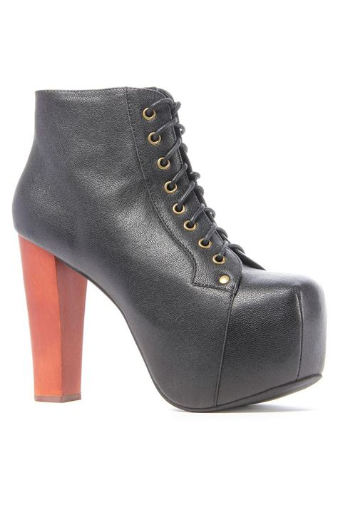 lita shoes jeffrey cbell shoe the lita in black
