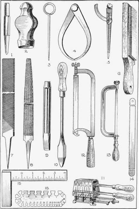 metal work layout tools metalworking tools