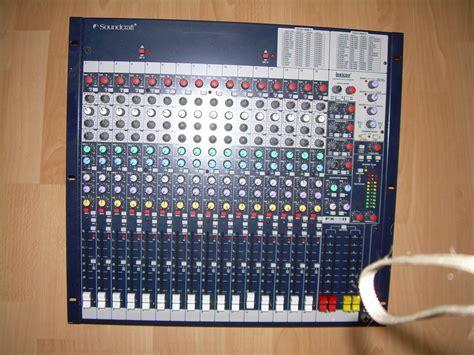 Mixer Fx16ii soundcraft fx16ii image 544825 audiofanzine