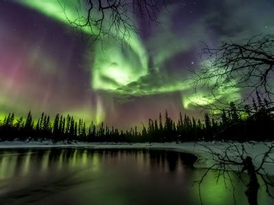 autumn and spring – the best aurora seasons — visitfinland.com
