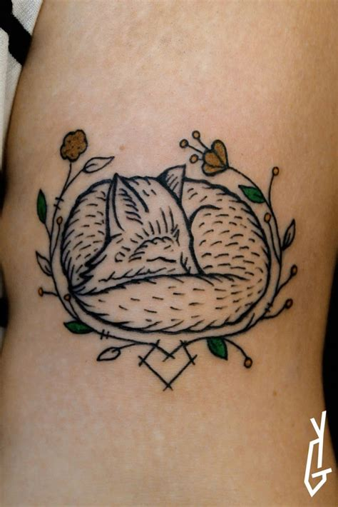 baby animal tattoo designs 1000 ideas about fox design on fox