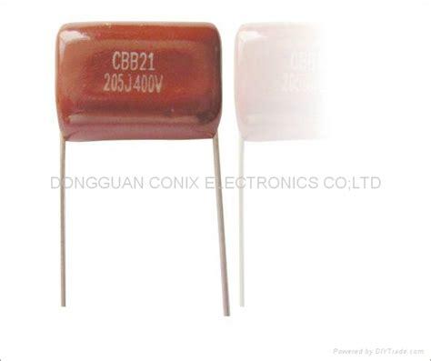 capacitor cbb21 mpe metallized polyester capacitor cbb21 474 400v knscha china capacitor