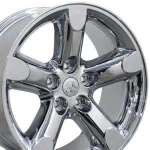 20 Dodge Ram Rims 20 Quot Chrome Ram 1500 Wheels Set Of 4 20x9 Rims Fits Dodge