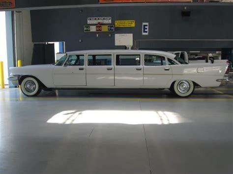 door to door airport service plymouth 1958 chrysler 8 door airport limo maintenance of