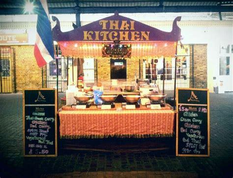 the thai kitchen market food greenwich market